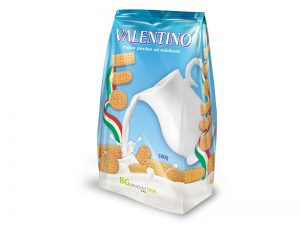 Cajno pecivo sa mlekom valentino